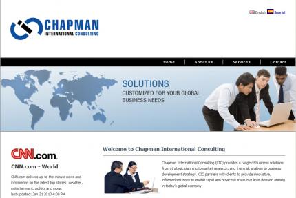 Chapman International Consulting