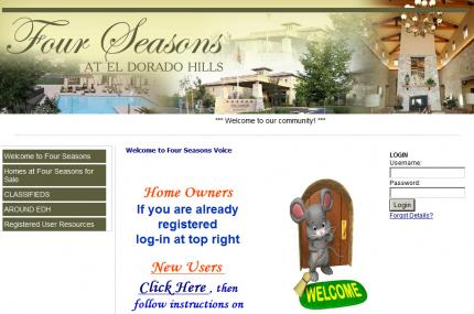 Four Seasons At El Dorado Hills
