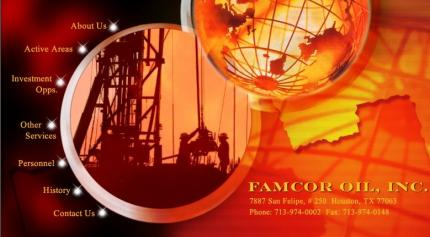 Famcor Oil, Inc.