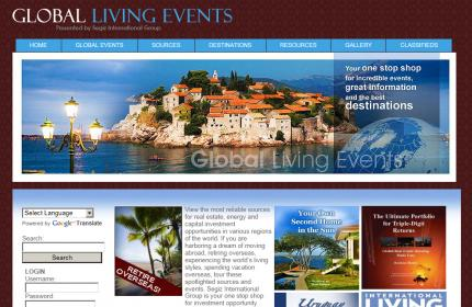 Global Living Events