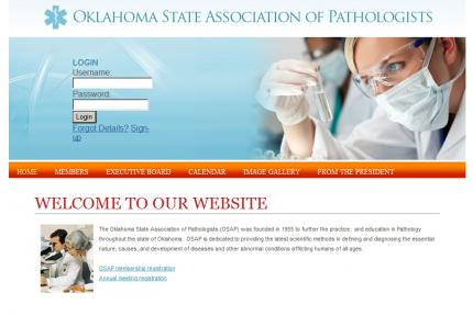 Oklahoma State Association of Pathologists (OSAP)