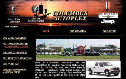 Columbus Ford