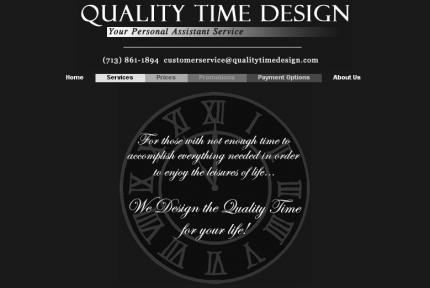 Quality Time Design